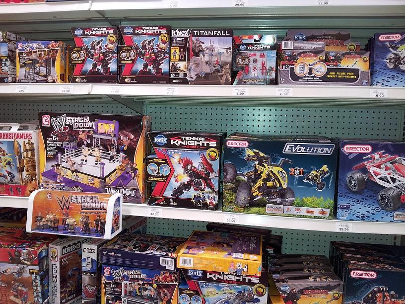 Boys Toy Store Aisle : The chant goldieblox toy challenges stereotypes for