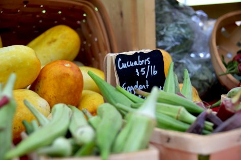 The Green Market provides fun, food, and entertainment