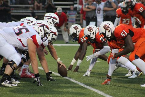 Cherokee Warriors surrender to NC in 44-26 rout