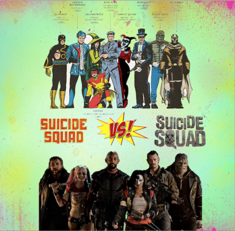 Suicide Squad disappoints, leaves fans wanting more