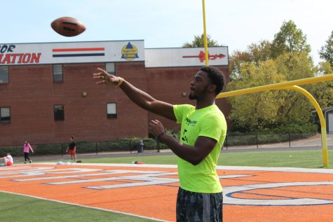 Auburn commit Wooten prepares for life after high school