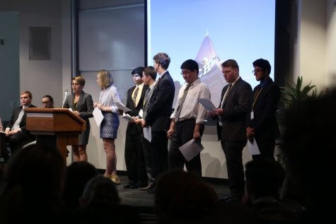 "A ""Malayzing"" job: Model UN attends Georgia Tech conference"