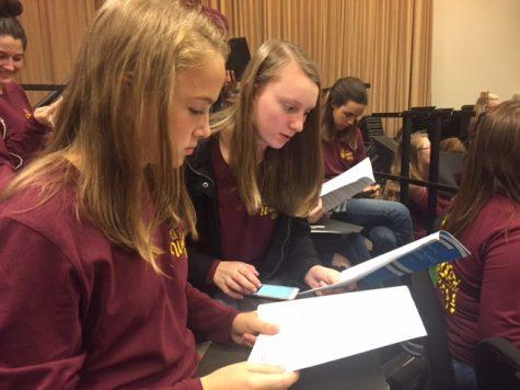 NC Choir celebrates vocal talents at KSU