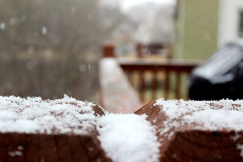 Snowed in: Activities for inclement weather
