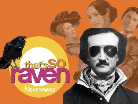 That's So Raven: Nevermore gives life to Edgar Allan Poe, involves clairvoyant raven