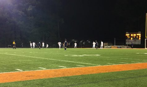 Boy's varsity soccer clinch playoff spot with win over Wolfpack