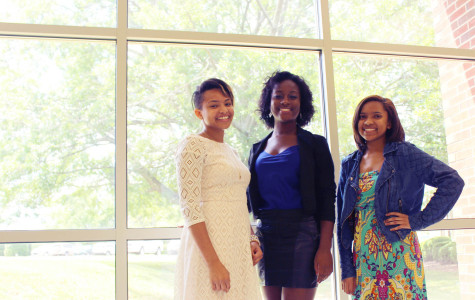 New senior class officers plan to serve NC population