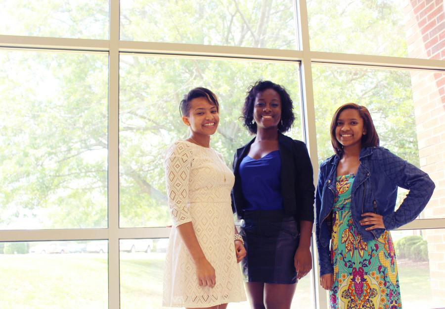 NC senior class officers hope to make positive changes and reflect student values during the 2014-2015 school year.