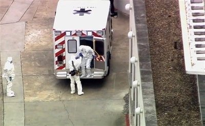 Talk of the Town: Ebola patients land in Marietta