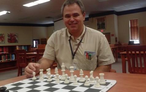 Chess Club needs new members to thrive