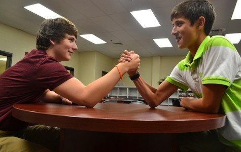 Battle of the Best: Maddox and Nasr may share valedictorian title