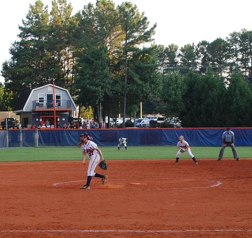 Lady Warriors fastpitch softball on fast track to first