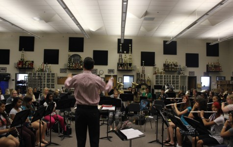 New marching band theme excites students and football fans