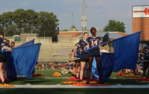 Marching Band Family Day takes 'practice makes perfect' to another level