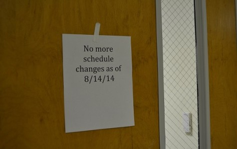 Schedule changes no more: Students reflect upon classes