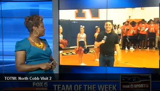 North Cobb becomes this season's first High 5 Sports 'team of the week'