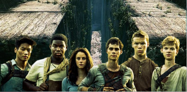 This+Maze+Runner+keeps+audiences+spellbound+with+its+mysterious+and+heart+racing+plot.+The+film+is+sure+to+entertain+children+and+adults+alike.