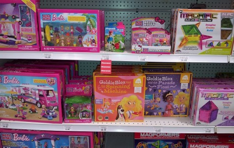 """Goldieblox toy challenges stereotypes for young girls, encourages them to redefine """"girl"""" or """"boy"""" toys"""