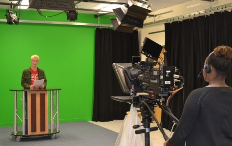 Collaborative project combines advanced drama course with broadcast video