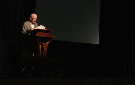 Holocaust survivor and guest speaker moves Magnet students