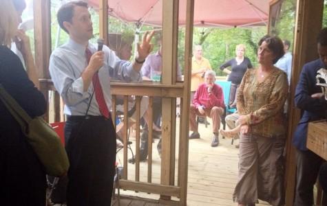 Jason Carter seeks governor spot, insists education main focus
