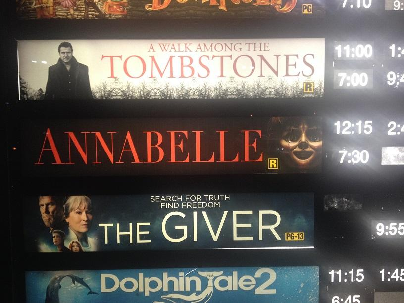 "On October 3rd, the new creepy film 'Annabelle' was shown at the NCG movie theater in Kennesaw. Many viewers left the theater with a new opinion of dolls and paranormal situations. ""I've always thought dolls were creepy and seeing this movie just proved my theory"", senior Taylor Powers said. 'Annabelle' appeals to teens during the spooky October horror film season in comparison to other films out this week."