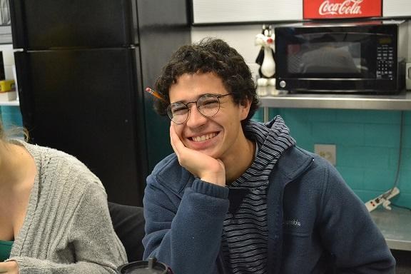 """I'm playing a friendly football game with my church, sleeping, and hopefully catching up on homework,"" junior David Escobar said."