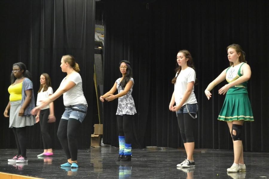 Behind the Scenes: Talent show preparation leads to night's success