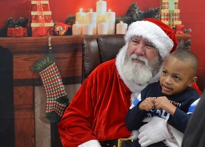 Shop With a Warrior's 10th annual event brightened local children's holiday experience
