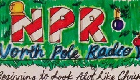 NPR: North Pole Radio, a holiday playlist