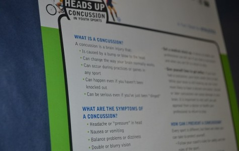 Heads Up! Concussions tough to prevent while playing risky football