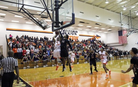 Varsity basketball victorious over Harrison, disappointed at Kennesaw Mtn. and Kell