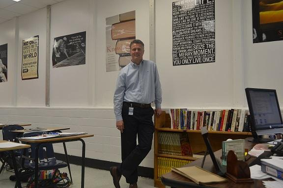 From teacher to administration and back to teaching, Mr.Butler has chosen to return to North Cobb High School in order to enrich lives. Mr. Butler says