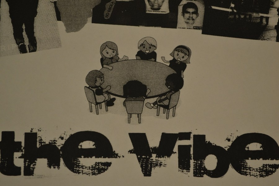 North Cobb's newest club, The Vibe, creates an environment for students to discuss current events and let out their frustrations. The members meet every Wednesday afternoon from 3:30 to 4:30 in Ms. Duggar's room.