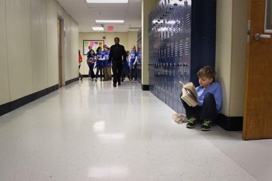Annual Helen Ruffin Reading Bowl captures young competitive readers' spirits