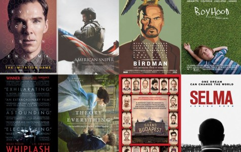 "The Chant views the eight nominated ""Best Picture"" contenders"
