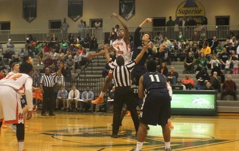 Varsity basketball crushes Harrison Hoyas in region quarterfinal