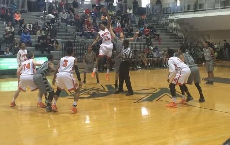 Varsity basketball third after region tournament