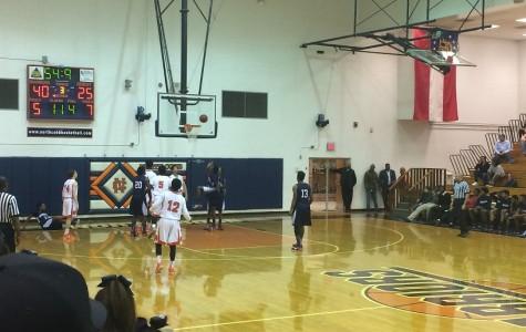Varsity Warrior basketball trumped by Marietta