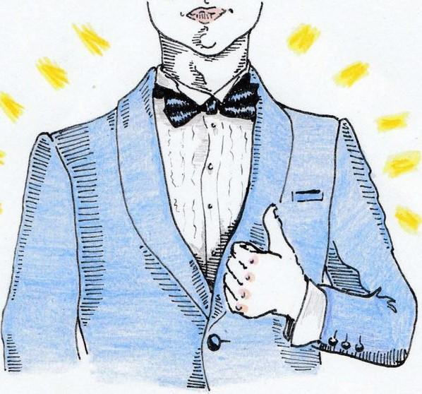 Still waiting 'til the last minute for prom wear? Seek out Relay's inventive fundraiser at Men's Wearhouse before Saturday.