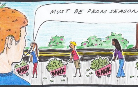Prom vs. Bank Account