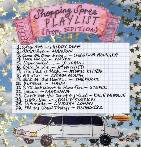 Prom shopping playlist will amp up excitement [music]