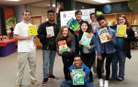 National Read Across America Day connects high schoolers with new readers