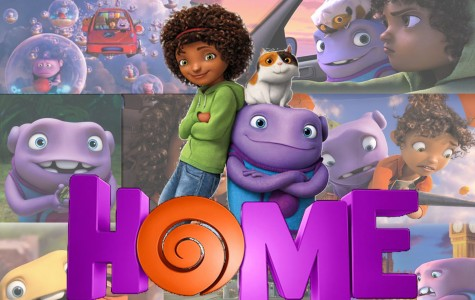 Based off of Adam Rex's 2007 children's book, the new and adorable animated film Home captivates its audiences. Movie screenshots originally posted by USA Today and Entertainment Weekly.