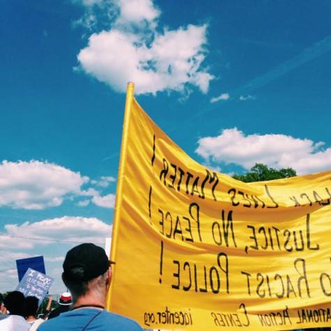 Atlanta protest group conducts nonviolent protest march in Smyrna