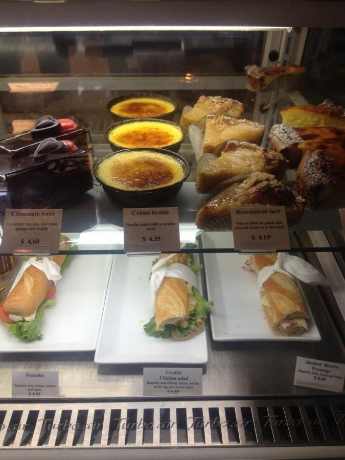 Douceur de France, a Marietta French bakery, offered a variety of sandwiches, cakes, petits fours, and custards. With fresh ingredients, this restaurant yielded a sense of sophistication and flair.