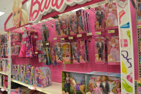 Target's Barbie aisle does offer a handful of black Barbies, however, the wedding Barbies on sale only come as the standard white Barbie and Ken. The brand also offers a brown-haired Barbie, perhaps enabling children of color to somewhat relate to the doll. Regardless, the selection fails to reflect America's diversity by only offering a handful of ethnic selections.