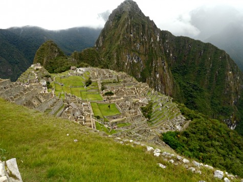 The pinnacle of the trip for many students and adults, Machu Picchu sits as one of the Seven Wonders of the World. The students spent the day in the area, marvelling over the history and architecture of the citadel.