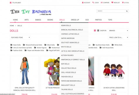 "The Toy Emporium, subtitled ""4 kids like me"" aims to fill a gap in the toy industry by providing a wide, diverse range of ethnically conscious toys. Their selection includes Native American dolls, Biracial and Multi-racial dolls, and even a section dedicated to books about disability."
