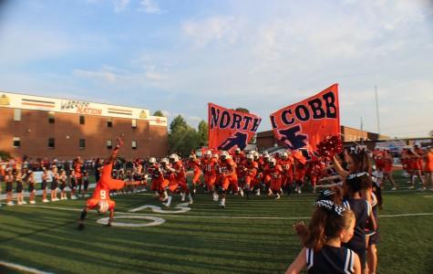 Varsity football drops heartbreaker